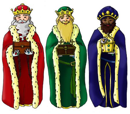 Los Tres Reyes Magos y Sus Regalos Los Tres Reyes Magos es el